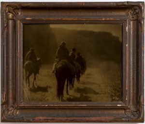 Artist Edward S. Curtis - Work 1