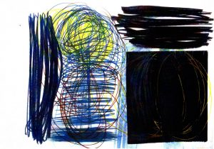 Artist Hans Hartung - Work 1